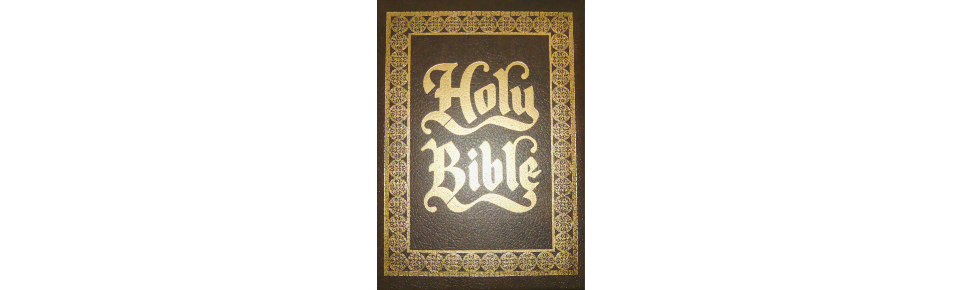 We teach the King James Version of the Bible